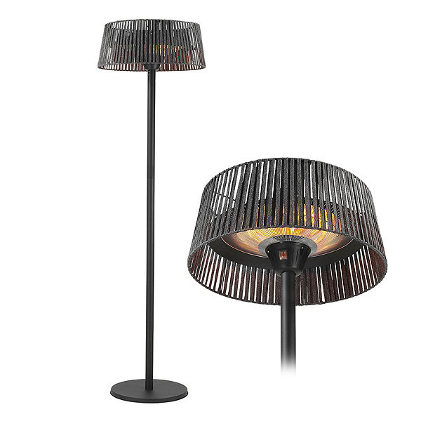 Lamp Shade Electric Patio Heater