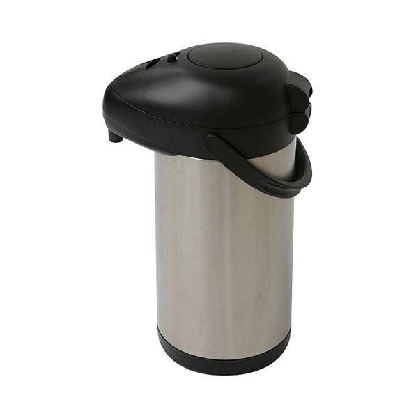 Pump Action Vacuum Flask