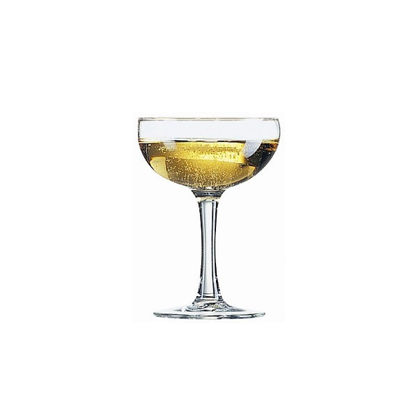 Champagne Saucer