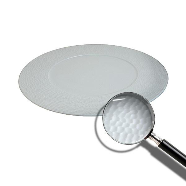 Martello Fine White China Plate 29cm