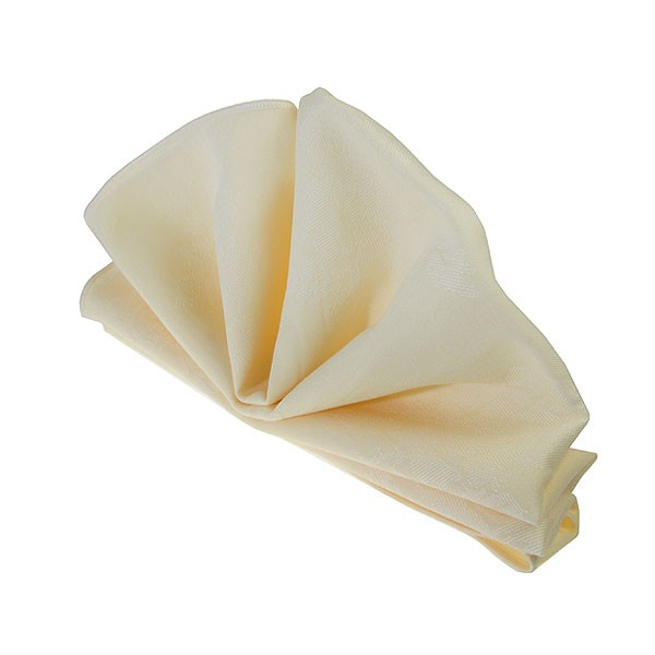 Ivory Fabric Napkin