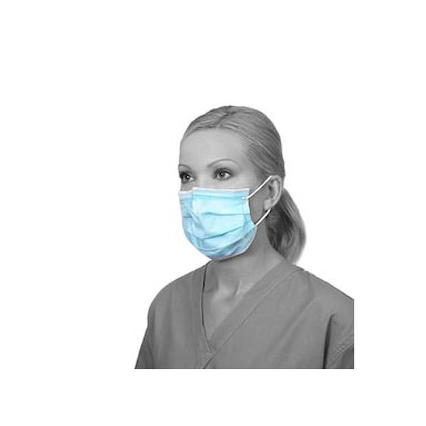 Disposable Surgical Face Mask (Pack of 50)