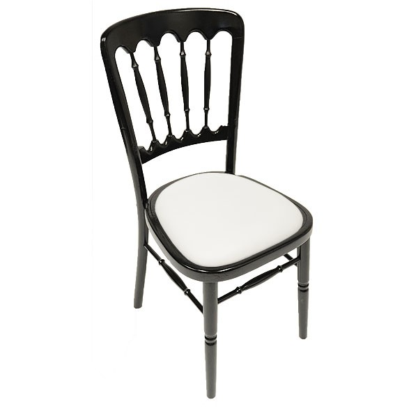 Black Napoleon Chair