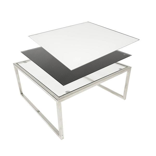 Square Genoa Coffee Table