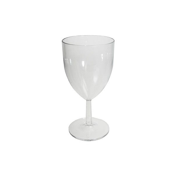 Reusable Polycarbonate Clarity Wine Glass 7oz