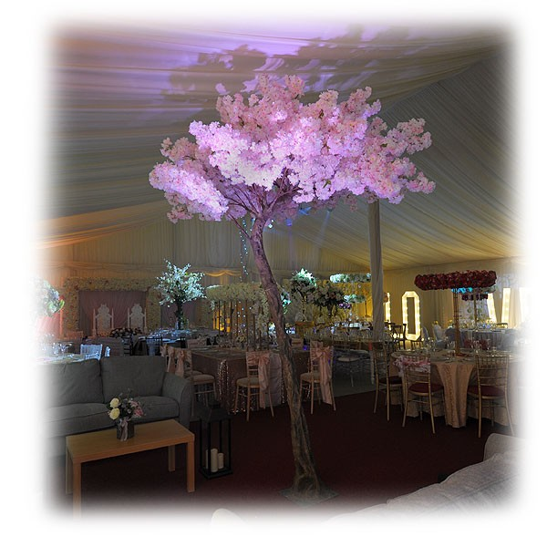 Freestanding Blossom Tree