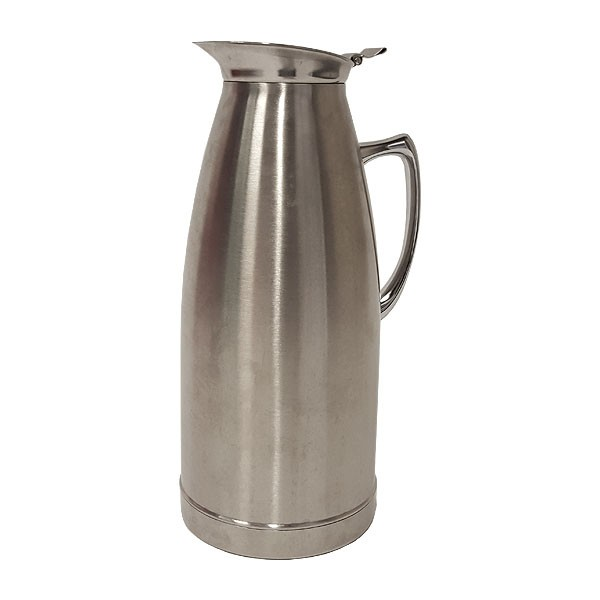 Chrome Insulated Coffee Jug 2L