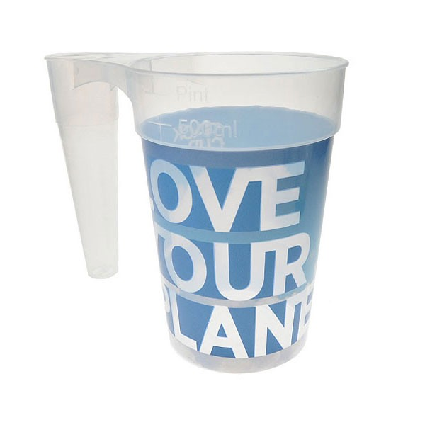STACK-CUP™ Planet Reusable Plastic Pint