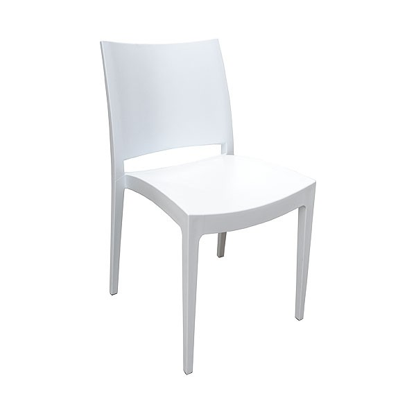 White Maya Chair