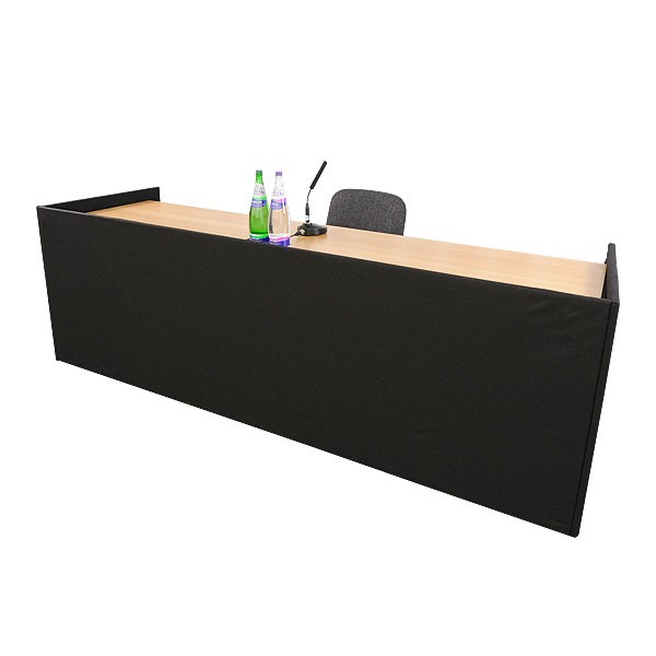 Press Conference Table