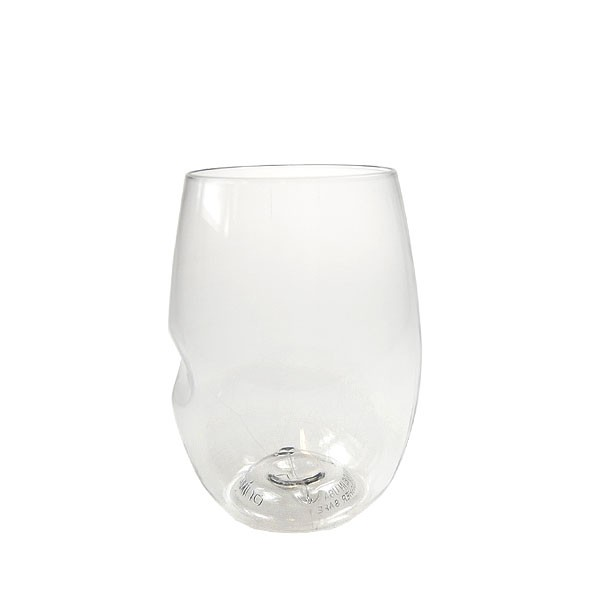 Govino Reusable Plastic Stemless Wine Glass 16oz