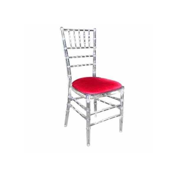 Ghost Chiavari Chair Hire