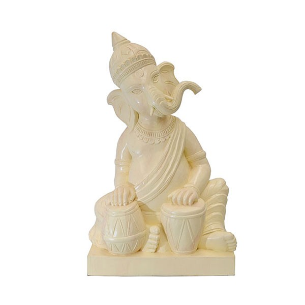 Ganesh With Tambla