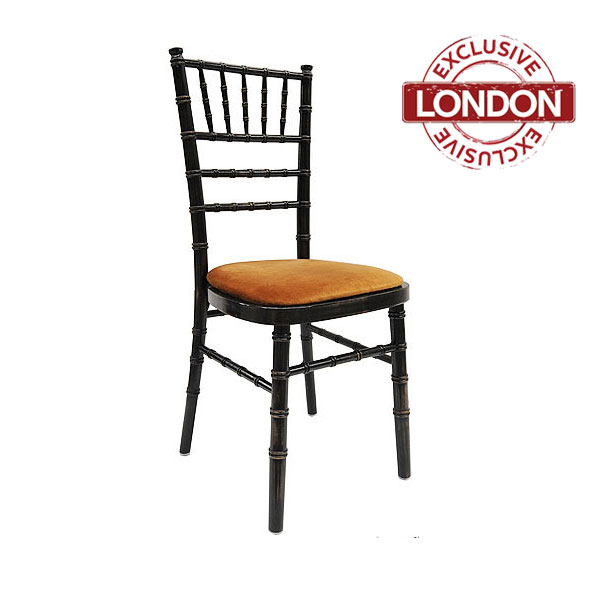 Blackwash Chiavari Chair Hire