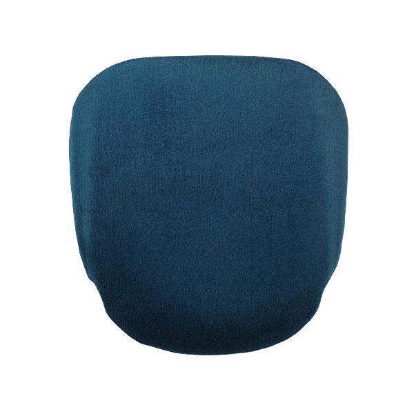 Blue Seat Pad Hire