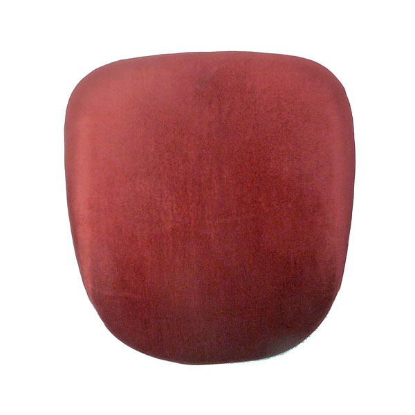 Burgundy Seat Pad Hire