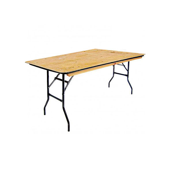 4ft Trestle Table Hire