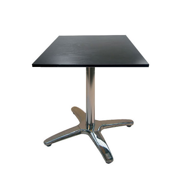 Jem Black Square Table