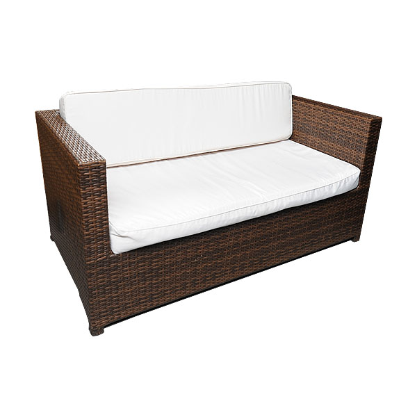 Chelsea Outdoor Rattan 2 Seater Sofa
