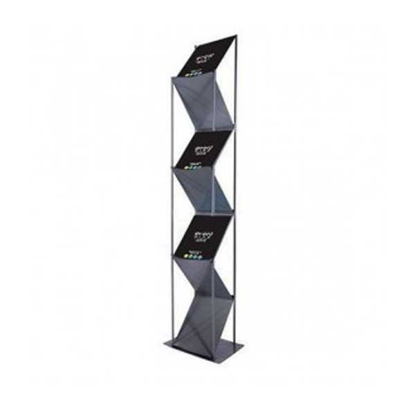 Metal Literature Rack