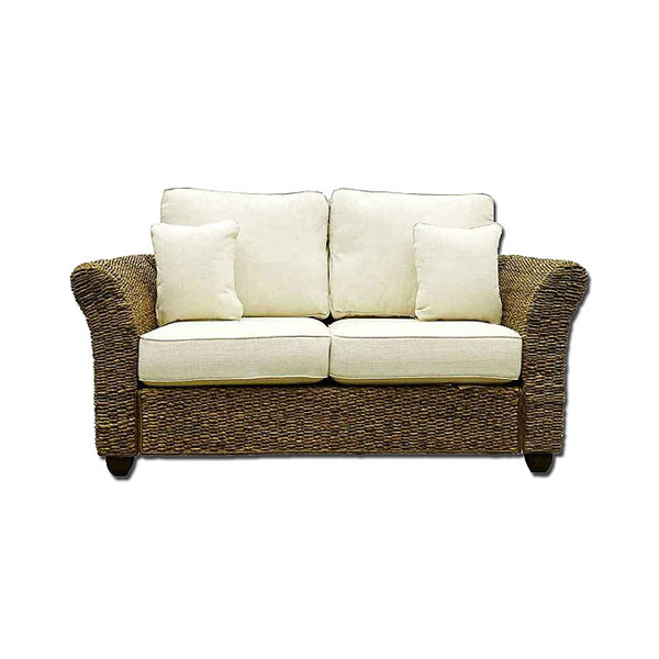 Kingston Abaca 2 Seater Settee