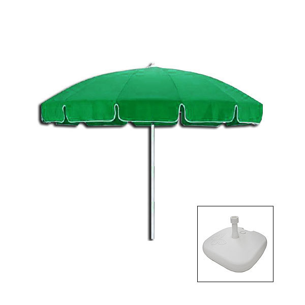 Green Patio Umbrella
