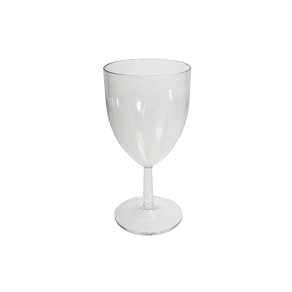 Reusable Plastic Wine Glass