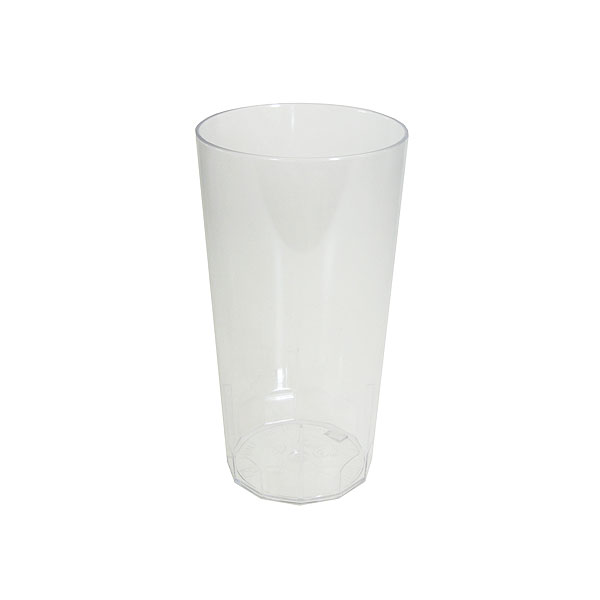 Reusable Hi Ball Half Pint Glass