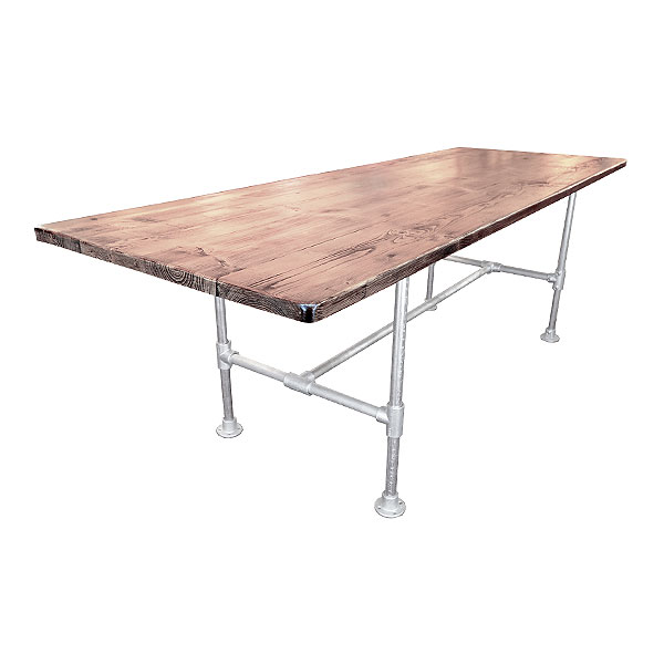8ft Rectangular Scaffold Table