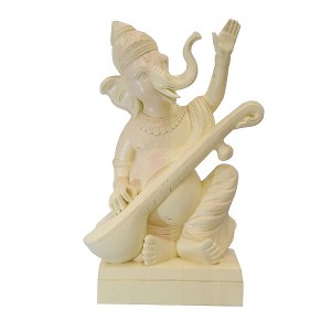 Ganesh With Sitar
