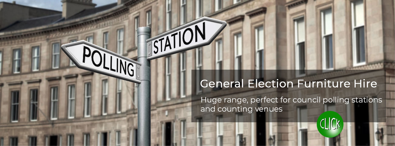 Election Furniture Hire