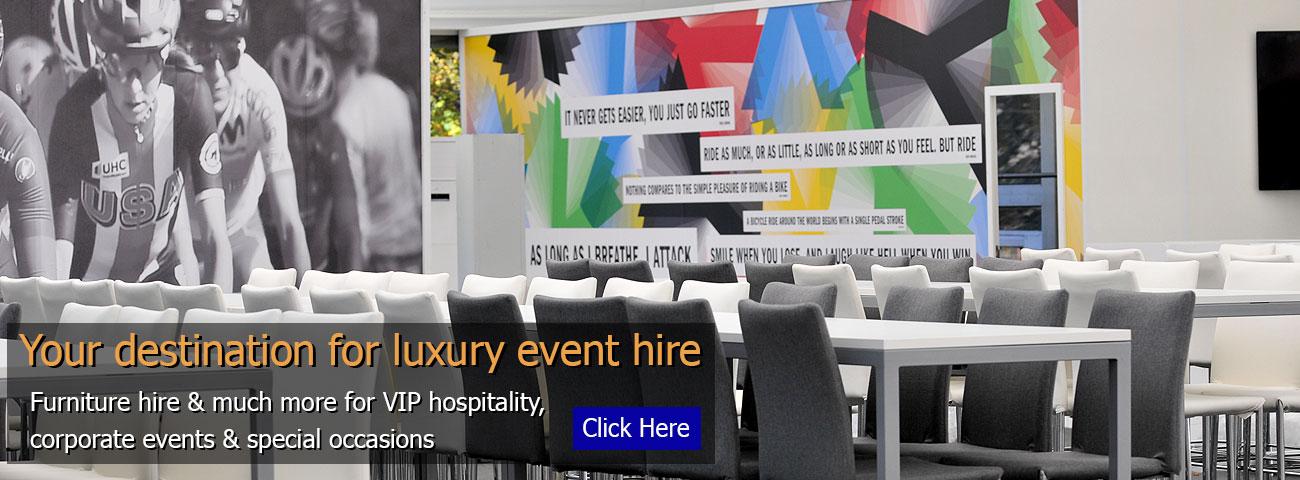 Event Furniture Hire